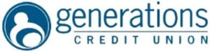 Generations Credit Union Logo with link