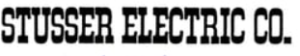 Stusser Electrical Supply Logo