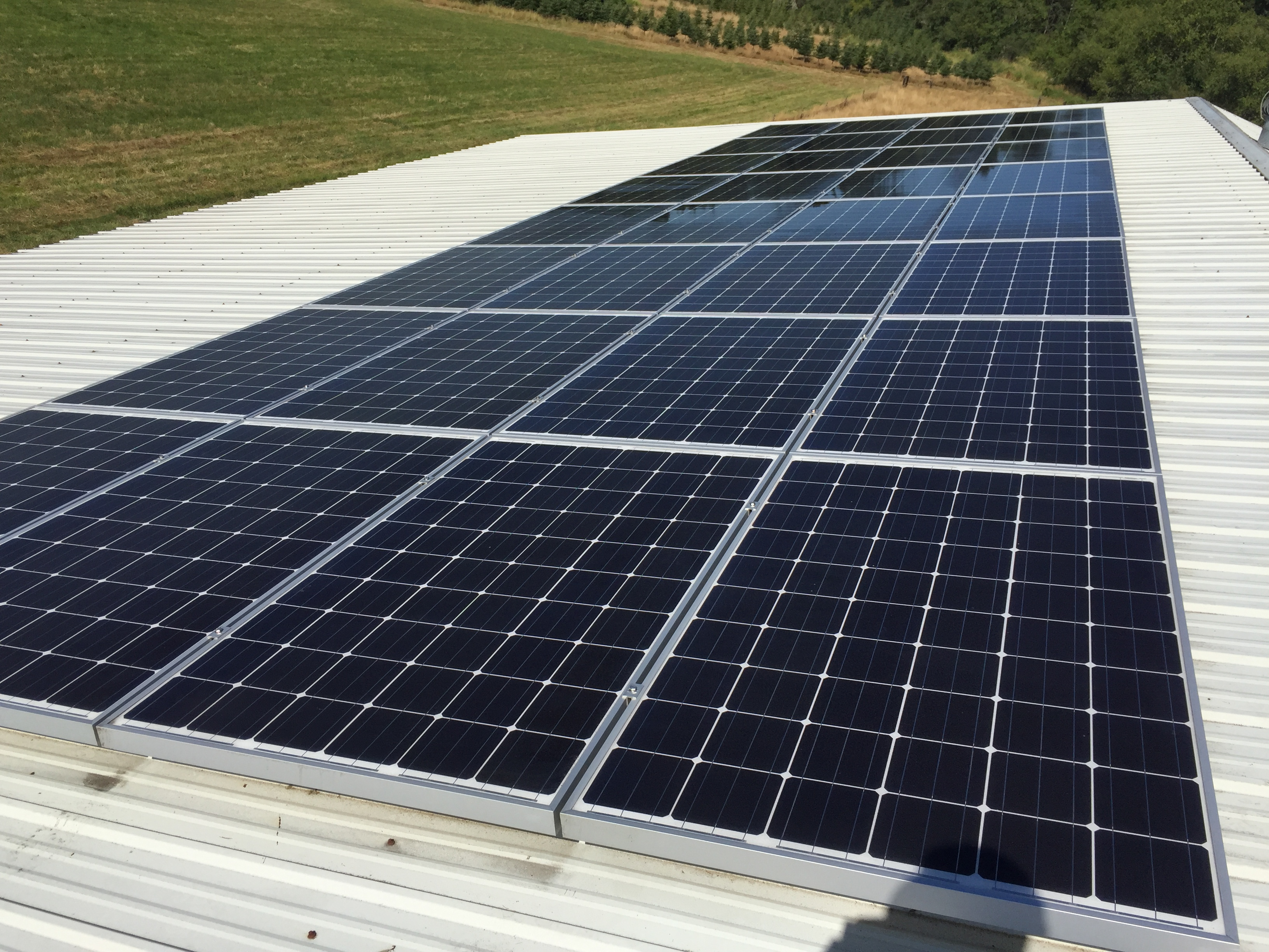 Cleaning Your Solar!